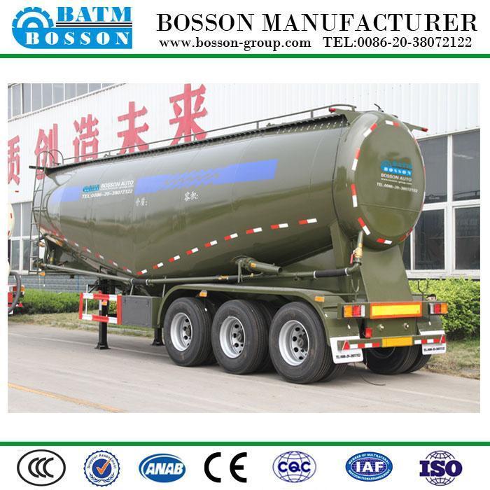 Buy cheap Bulk Cement Semi Trailer B003 from Wholesalers