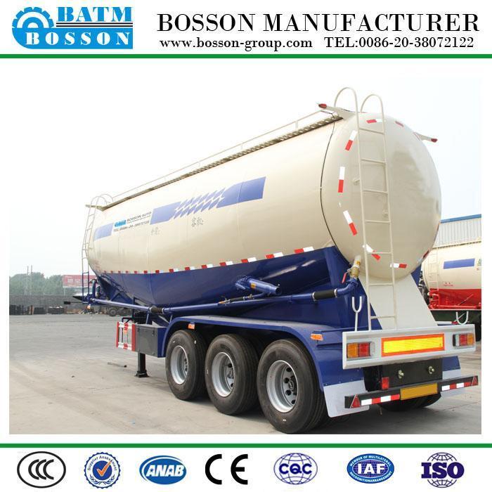 Buy cheap Bulk Cement Semi Trailer B004 from Wholesalers
