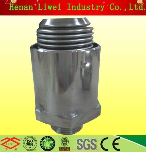 Buy cheap Stainless steel bellows Globe valve used stainless steel bellows from Wholesalers