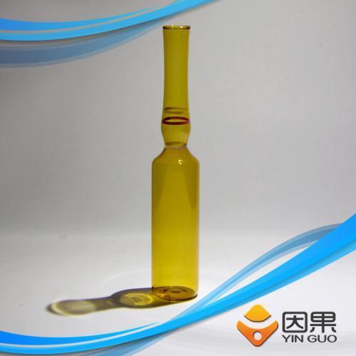Buy cheap ISO&YBB TypeB Borosilicate Tubular 5ml Clear&Amber from Wholesalers