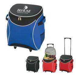China Splash Rolling Cooler Bag on sale