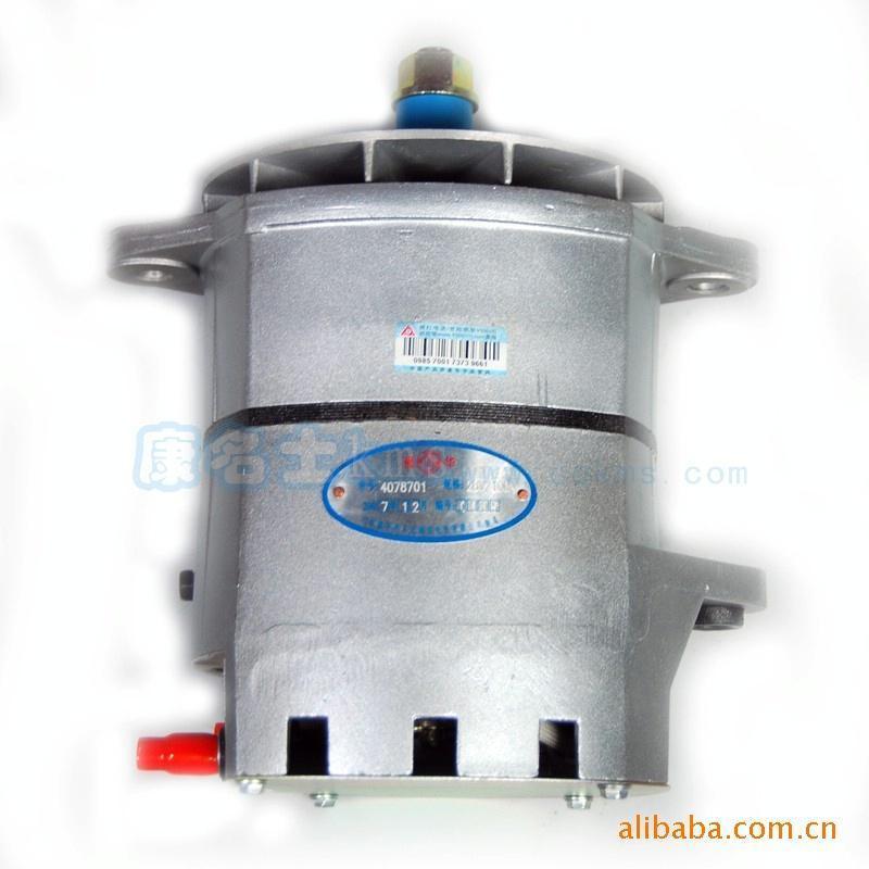 Buy cheap KTA19-M cummins alternator 4078701 for Propulsion engine SO40201 from Wholesalers