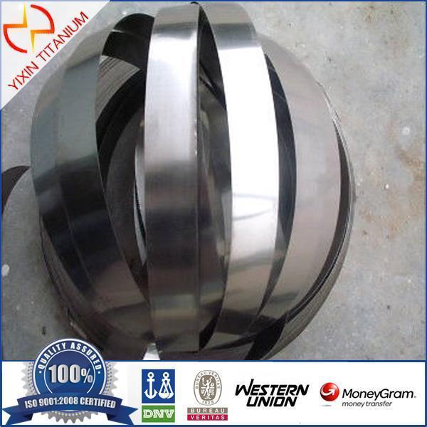 Pure Titanium Foil For Vacuum Plating