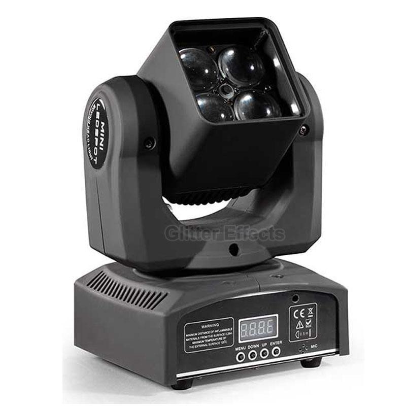 Buy cheap 4pcs LED Mini Moving Head Light from Wholesalers
