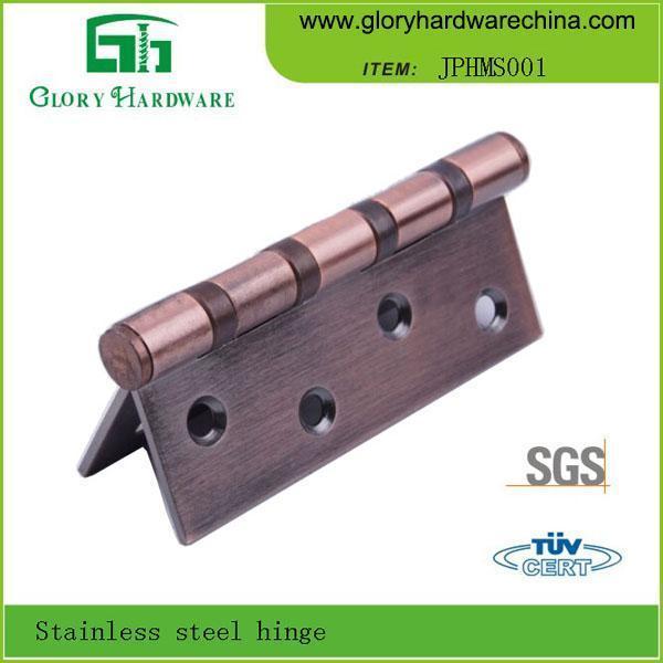 Buy cheap Wholesale JPHM004 Steel Door Hinges Hinged Door Heavy Duty Door Hinges from wholesalers