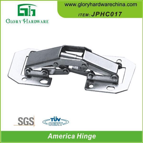 Buy cheap Distributor JPHC017 Furniture Adjustable SpringHinge Window and Door Hinge from wholesalers