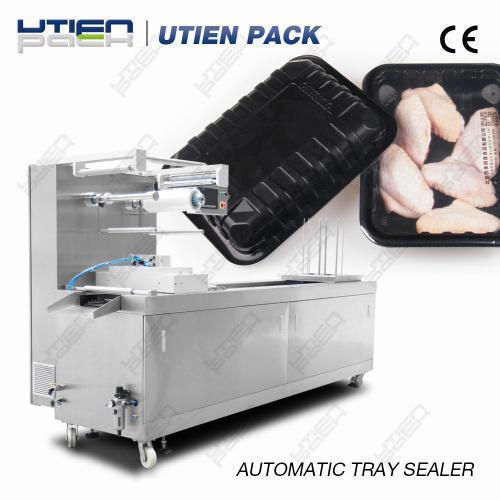 Buy cheap MAP tray sealing machine Admin Edit from Wholesalers