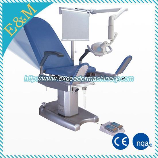 China EM-GC011 gynecological operation table on sale