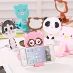 China Thumb Design Mini Ok Universal Portable Stand Holder on sale
