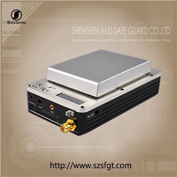 Low Delay Mini HD COFDM Video Transmitter