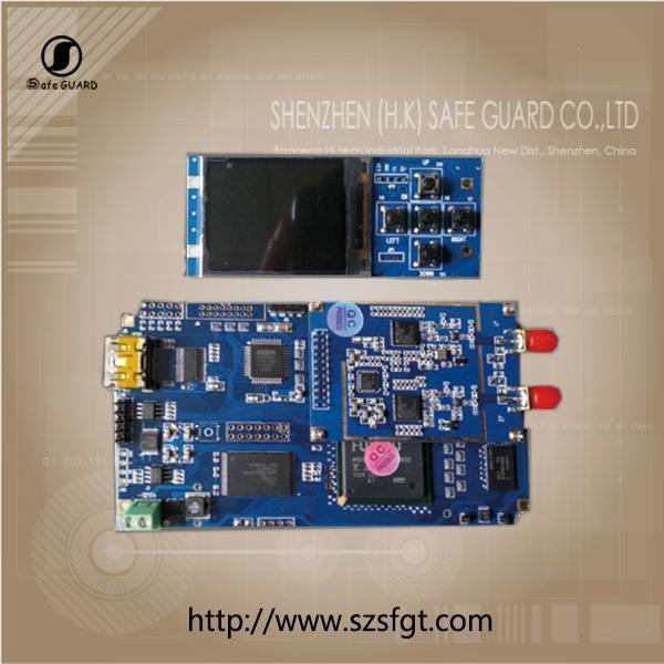 Buy cheap HD COFDM PCB Board HD/SD COFDM receiver board from Wholesalers