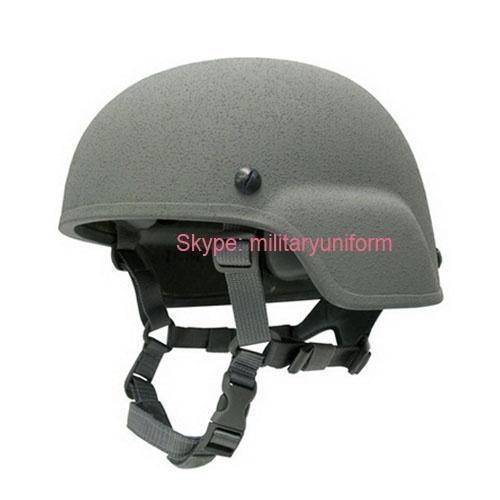 China Hengtai--Bulletproof-008 NIJ IIIA Ballistic Police Helmet on sale