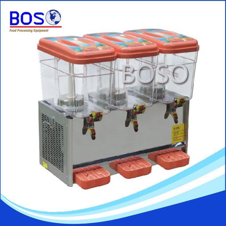 China 3 gallon drink dispenser BOS-54L 3tank on sale