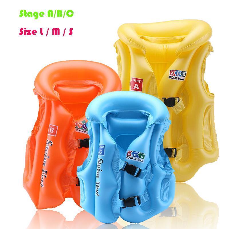 China SL10260 ABC Swimming Trainer Vest on sale