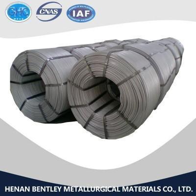 China Ca-Si Cored Wire/Si-Ca wire on sale