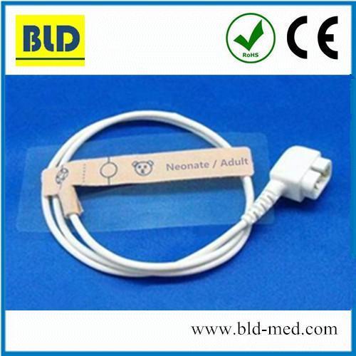 China CSI Disposable Pediatric soft tip SpO2 Sensor on sale
