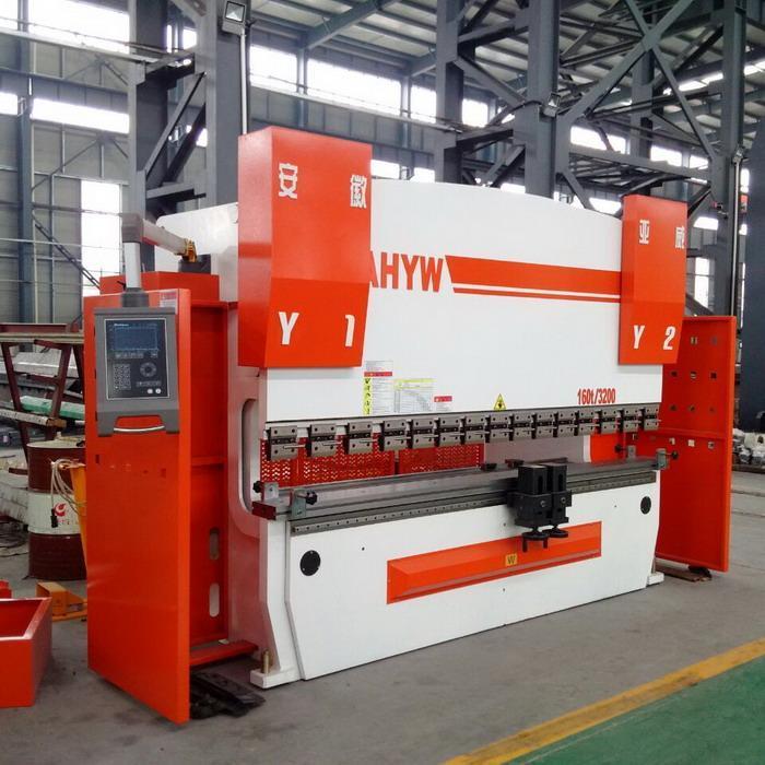 Buy cheap Yawei Hydraulic CNC Press Brake Machines-160T from Wholesalers