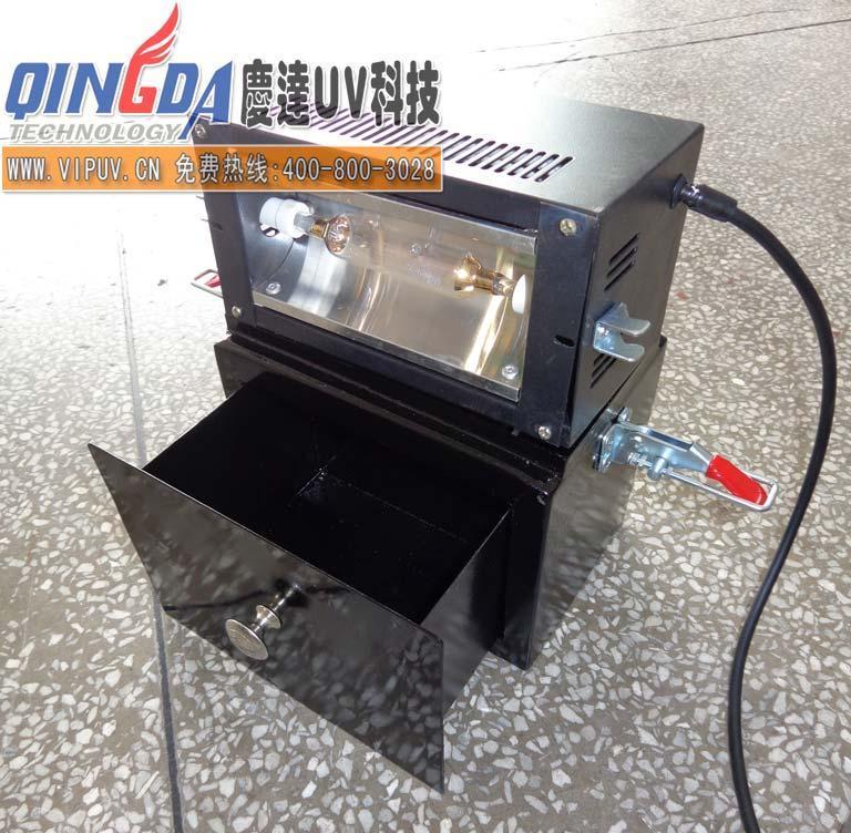 Buy cheap Box type machine Portable UV - QD-UV-030 from Wholesalers