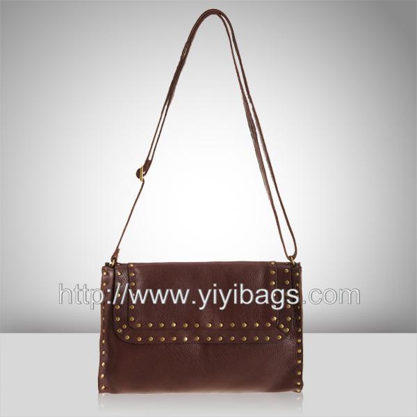 China V391-2014 New Arrival European Design Handbags Genuine Leather Retro Fashion Shoulder Bag on sale