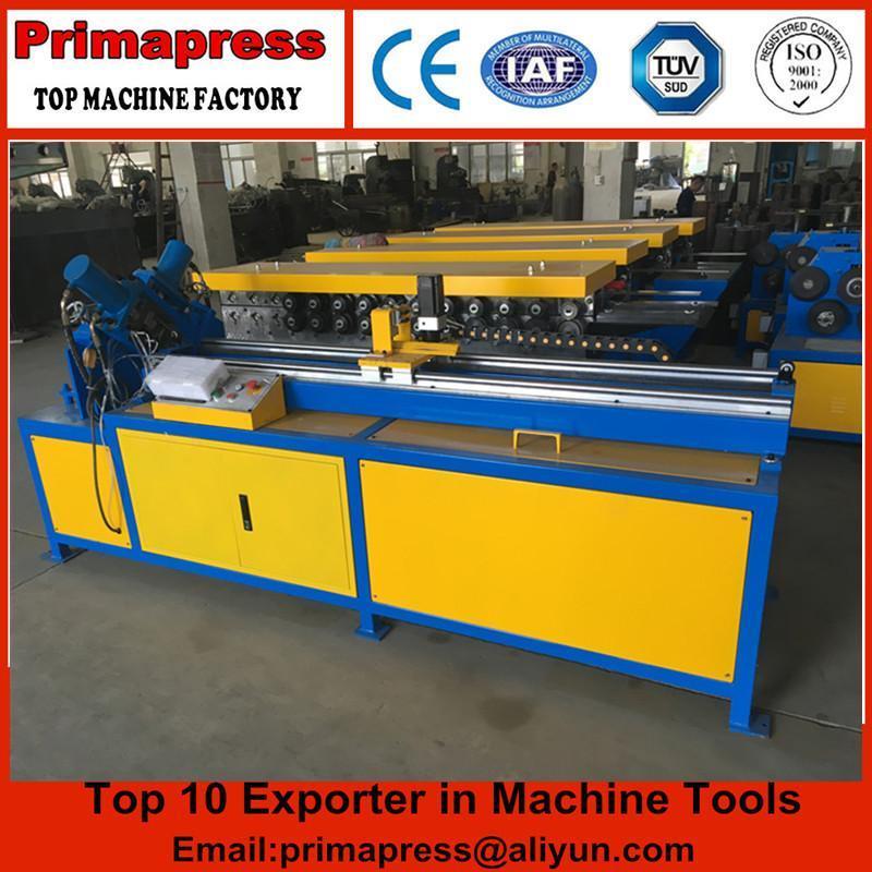 Buy cheap Angle steel flange CNC production shelf angle automatic punching machine 50*50*2 shelf angle number from Wholesalers