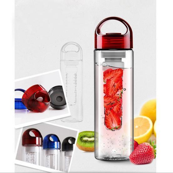 Fruit Water Bottle Citrus Water Bottle Lemon Water bottle fruit infuser water bottle