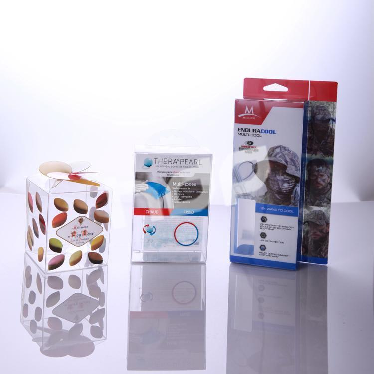 China Beautifully PET / PP / PVC plastic box 275 on sale
