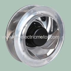 Buy cheap Centrifugal Fan 12V 24V 48V dc air ventilation centrifugal fan 355mm B type from Wholesalers