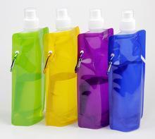 Buy cheap Bicycle Bottle wholesale 480ml flexible PE water bottle from Wholesalers