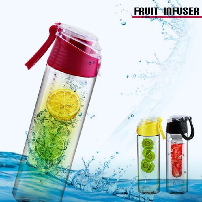 Fruit Infuser Bottles water bottle with infuser infused water bottle 700ml Tritan
