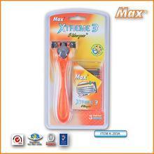 Buy cheap Five shaving blade razor from Wholesalers
