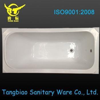 China Acrylic transparent bathtub,deep size bath tub,acrylic garden pool on sale
