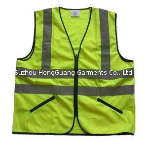 China Hi Vis Vest Hi Vis Safety Waistcoat on sale