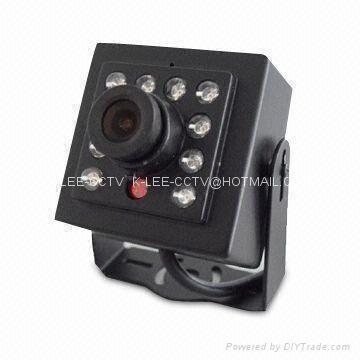 Buy cheap Mini Camera, Fisheye, Color, night vision from Wholesalers