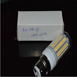 Buy cheap G4/G9/Gu10/E27/MR16/B22 LED B22-5050-69SMD from Wholesalers