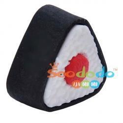 Buy cheap Food Eraser Novetly 3D Nori Sushi Shaped Eraser from Wholesalers