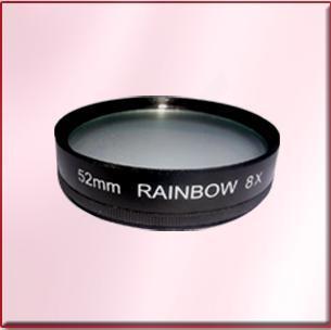 China Camera filter:-Rainbow 8x Filter on sale