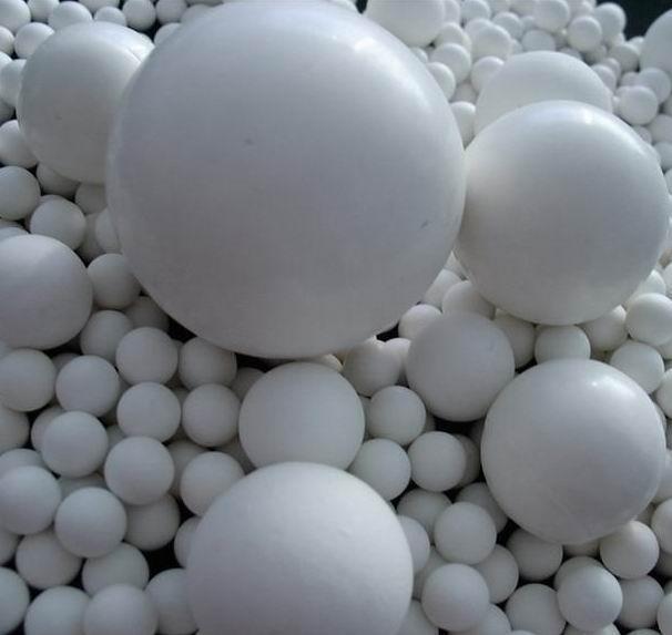 China TOPCERA Inert Alumina Balls on sale