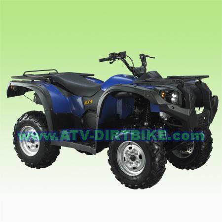 Buy cheap EEC & COC Vehicle (Europe) ATV 600-EC from Wholesalers