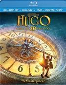 China Hugo 3D (Blu-ray 3D + Blu-ray + DVD + Digital Copy) on sale