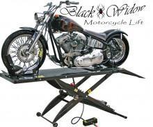 China BW-1000A Motorcycle Lift on sale