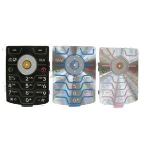 China Motorola V3m Keypad Mobile Phone spare parts on sale