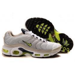 Air Max Tn Shoes Mens-Grey Green 22013