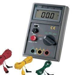 TES-1605 Digital Earth Tester