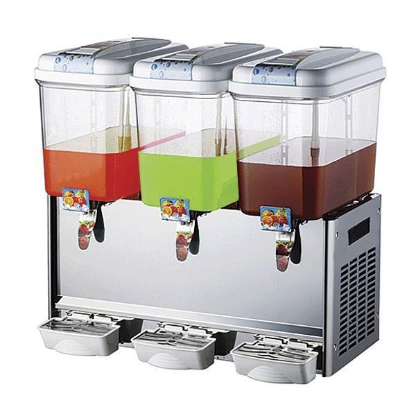 China Triple Tank 5 Gallon Drink Dispenser on sale