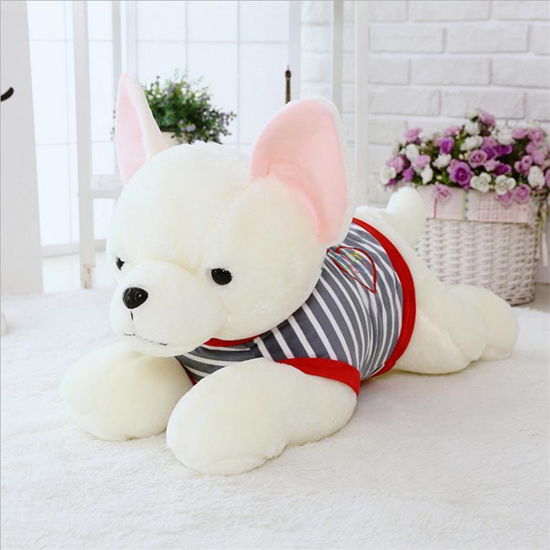 China Factory lovely animal cheap custom cute mini plush dog, hot sale dog plush toys,stuffed toys on sale