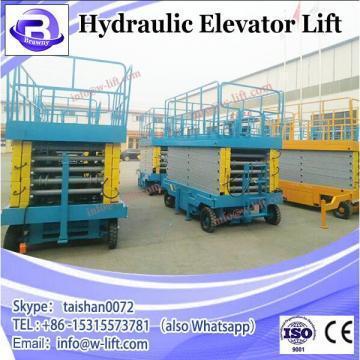 China Joylive Indoor Small Hydraulic Home Elevator Lift on sale