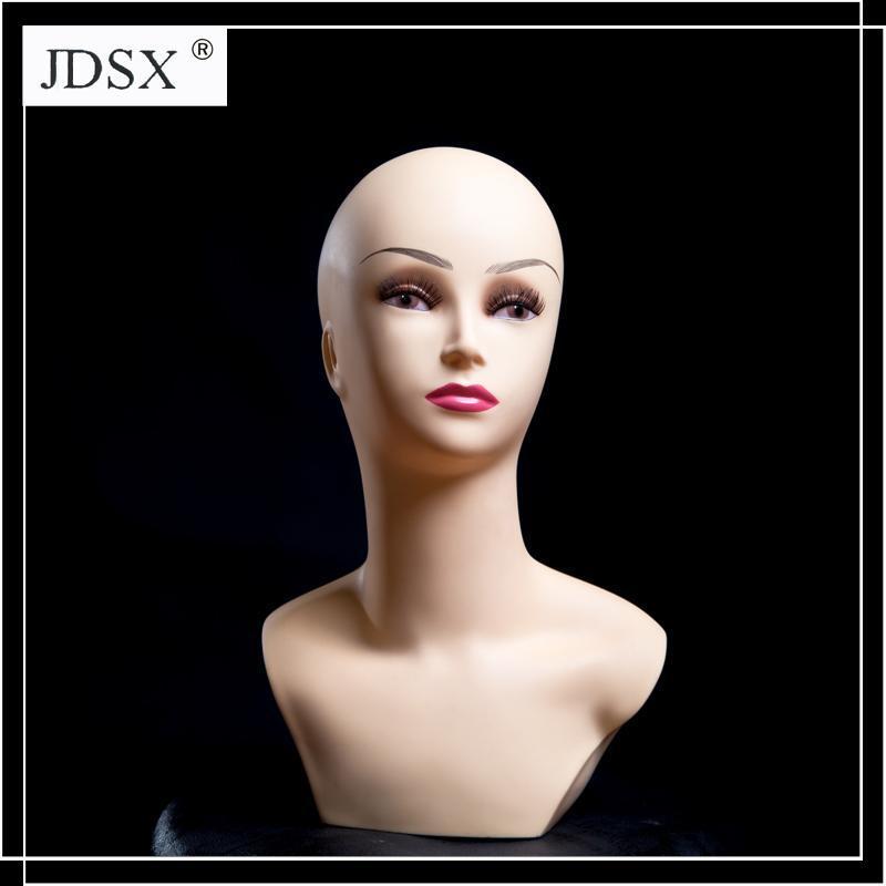 Buy cheap Cork Canvas Block Head PVC Mannequin head PXXR from Wholesalers