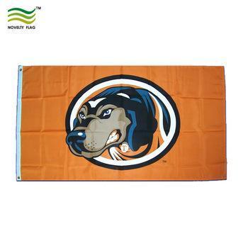 Buy cheap Advertising Polyester Banner Flag Custom from Wholesalers