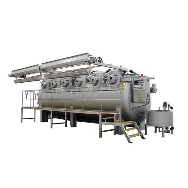 China Soft Flow Fabric Dyeing Machine on sale