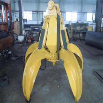 Buy cheap Crane Grab Bucket Double beam crane grab from Wholesalers